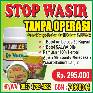 Rahma Herbal WAsir