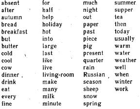Урок 44. William and George - Уильям и Джордж. Описание выходного дня на английском языке.