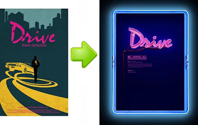 Neon Posters