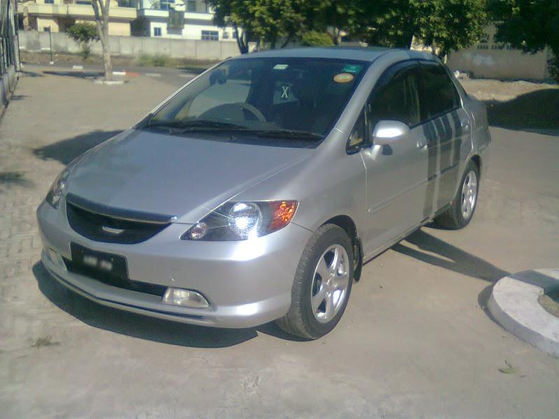 Modifikasi Mobil Honda City Tahun 2004