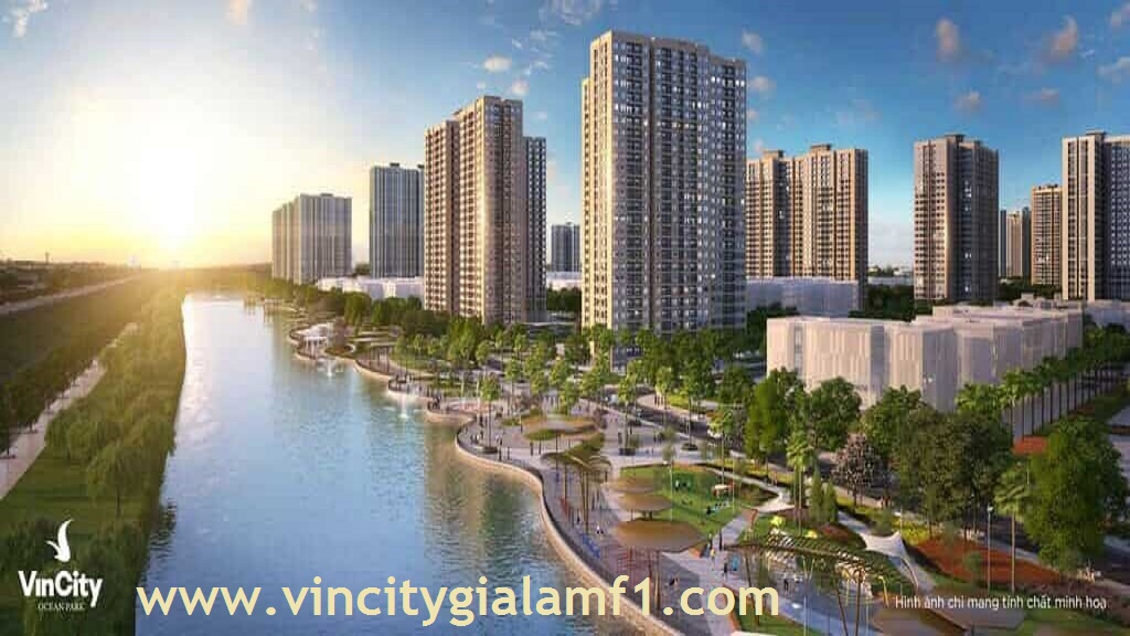 Khu Vincity Ocean Park