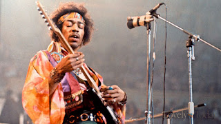 Jimi Hendrix Album Re-released