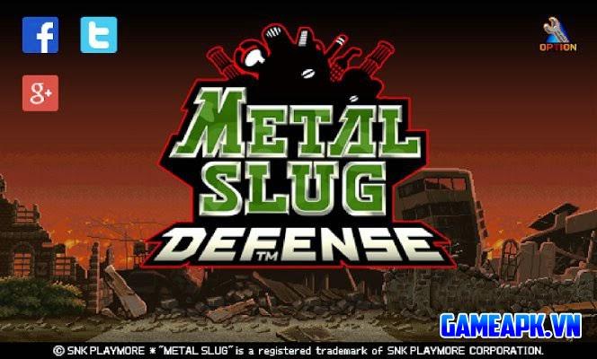METAL SLUG DEFENSE v1.2.2 Mod (Unlimited MSPoint/Medal) cho Android