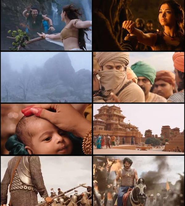 Baahubali The Beginning 2015 Hindi 720p WEBHD