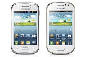 Samsung's new smartphone Galaxy 'Fame' and 'Young'