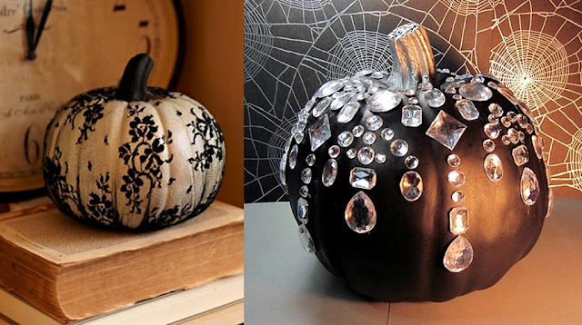 glitter pumpkin candle holder hardware store pumpkin