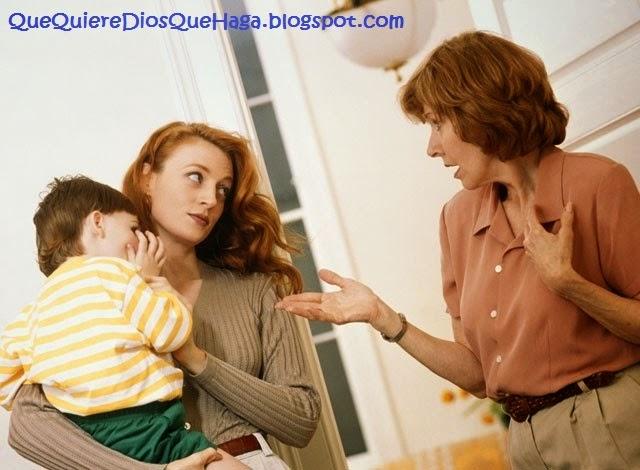 QUE QUIERE DIOS QUE HAGA CON LOS SUEGROS - COMO MANEJAR CONFLICTOS CON MIS SUEGROS -
