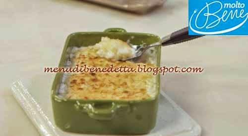 Macaroni and Cheese ricetta Parodi per Molto Bene su Real Time