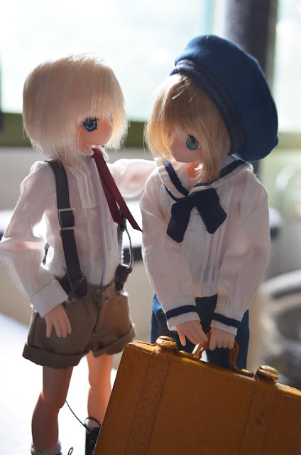 azone doll best friends
