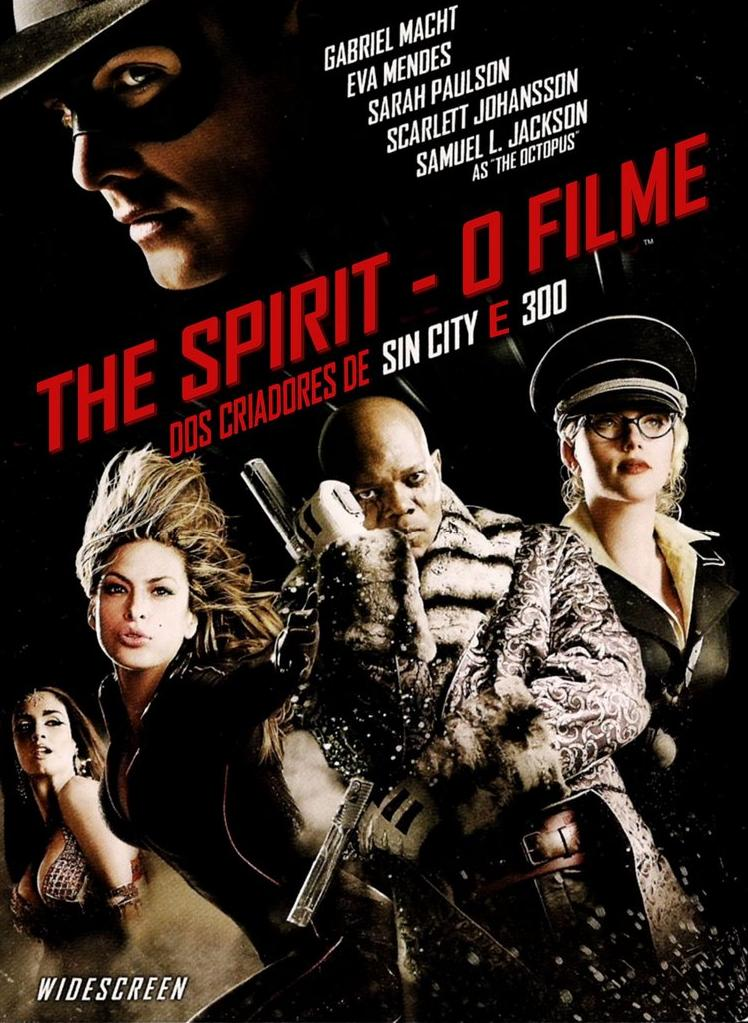 Filme The Spirit O Filme Dublado AVI DVDRip