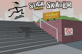 Stickman Skater PRO