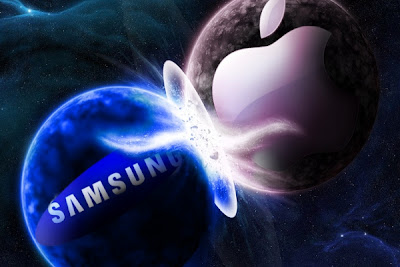 Samsung vs. Apple, smartphone battle
