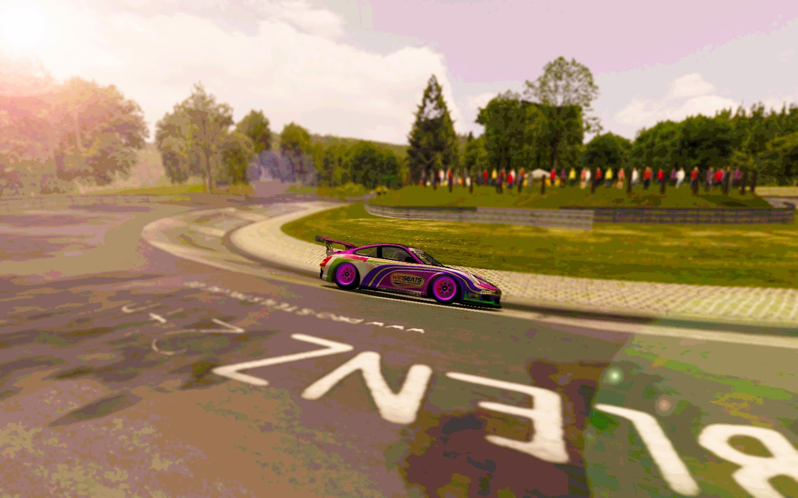 GPVWC Masters Series. 12hour Nordschleife Event