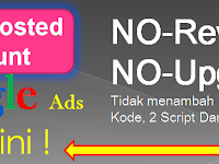 Adsense Hosted Bisa Di Pasang Di Domain TLD ? Benarkah ?