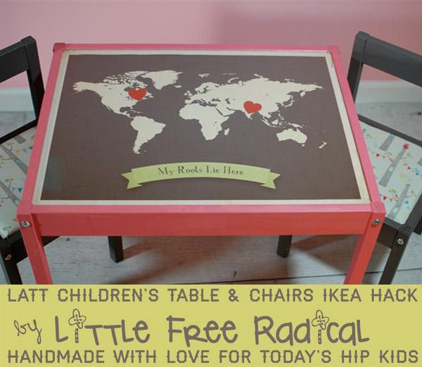 Little Free Radical 20 L TT Children 39 S Table Chairs