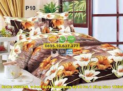 Harga V-bed Sprei Kembang #p10 No.1 King Size 180×200 Jual