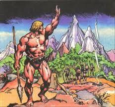 La prima apparizione di He-man