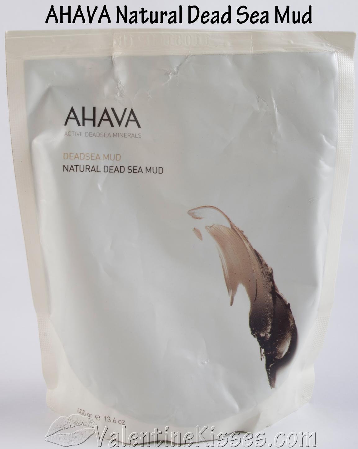 Ahava Natural Dead Sea Body Mud Review