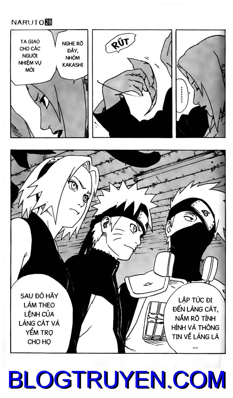 Naruto chap 250 Trang 18 - Mangak.info