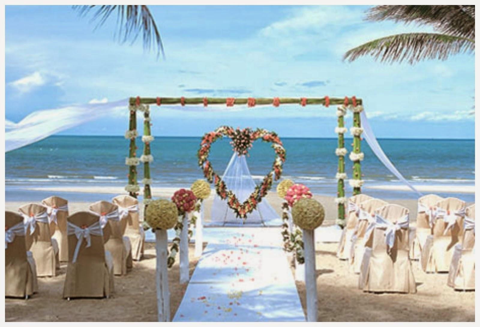 Las cosas de alberto mestre bodas en la playa estelas en - Decoracion boda playa ...