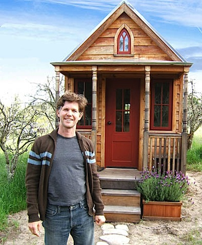 Temperate Climate Permaculture Tumbleweed Tiny Houses