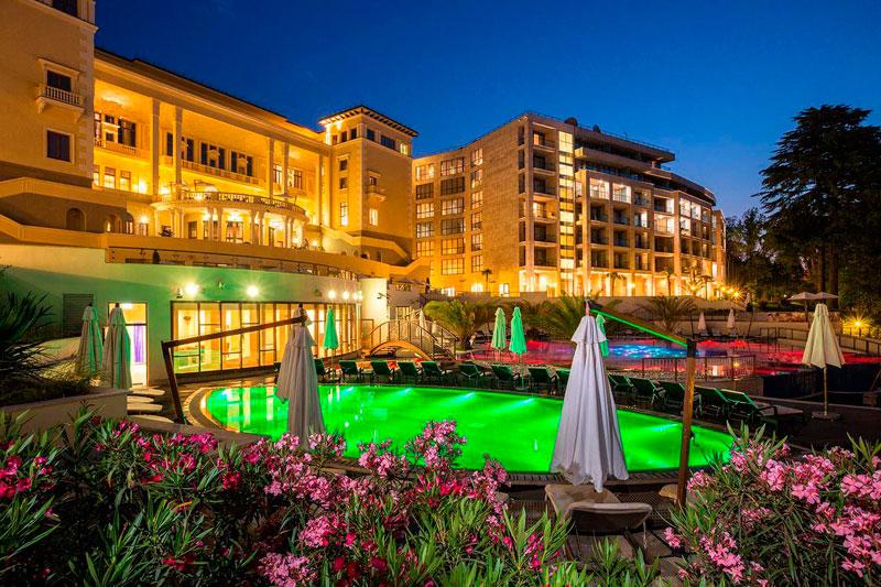 Отдых в лучших отелях Сочи