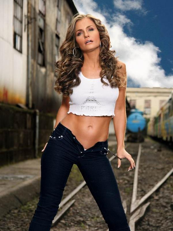 Fotos y biografía de Aura Cristina Geithner [Colombiana] - Fotos y ...
