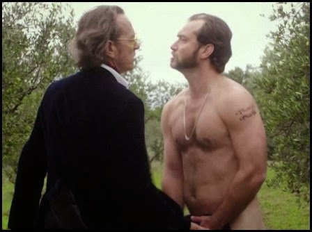Jude Law desnudo en 'Dom Hemingway' (2013)