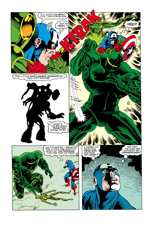 Captain America (1968) Issue #398 #331 - English 17