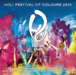 Holi Festival of Colours 2014