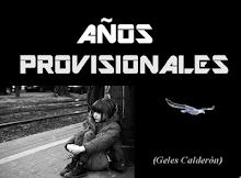 """""""AÑOS PROVISIONALES"""""""