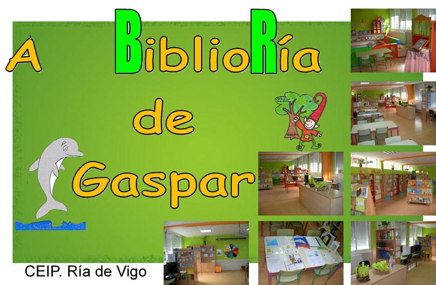 A BiblioRía de Gaspar