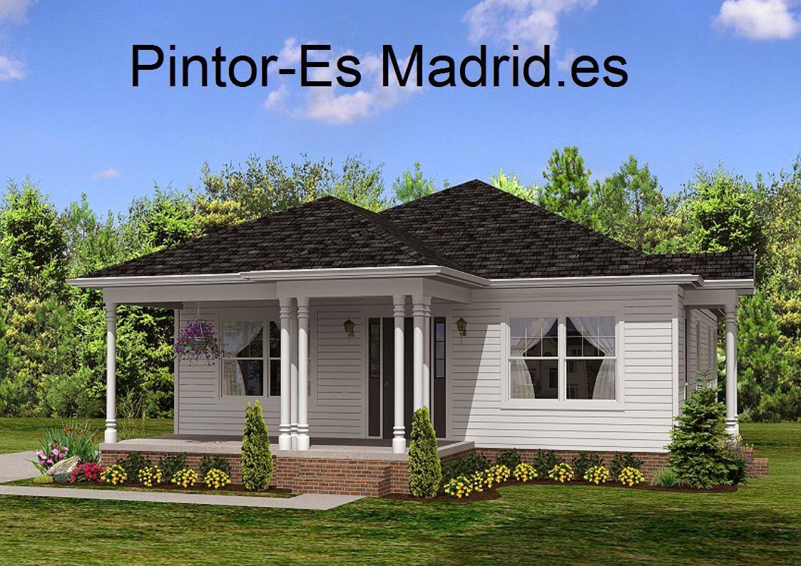 Pintores madrid c mo pintar mi casa y por qu for Pintar mi casa virtualmente