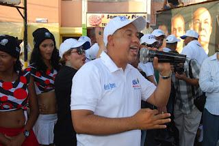 Diputado Alexis Jiménez prevé triunfo del PRD el 20 de mayo