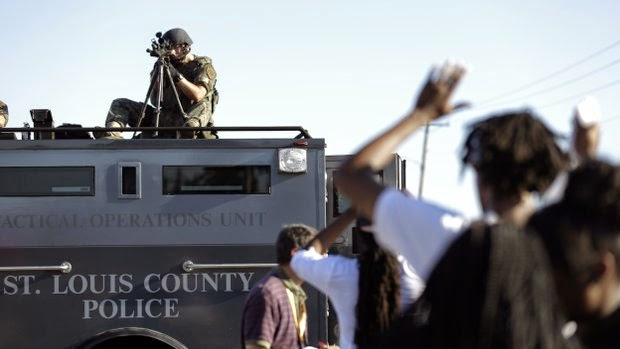http://www.utsandiego.com/news/2014/aug/13/ferguson-police-reporters-arrested/