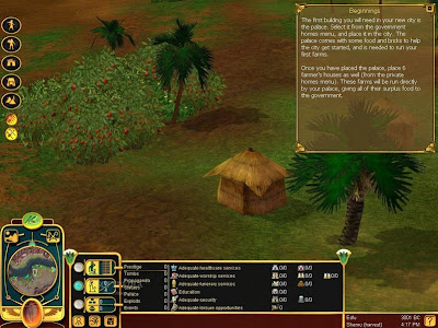 Children of the Nile Screenshots 1