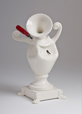 Creative porcelain vases Seen On www.coolpicturegallery.us