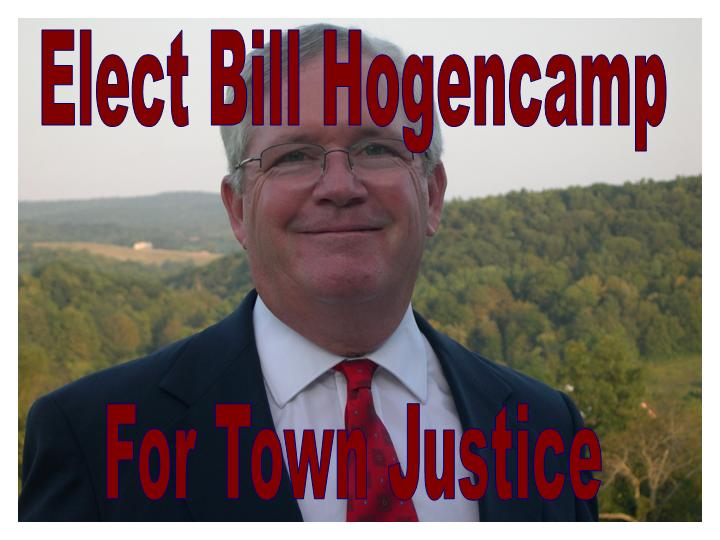 Austerlitz Republicans: Congratulations to Bill Hogencampausterlitz town