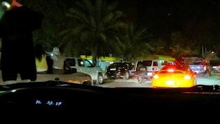 شروط السياقة بالليل