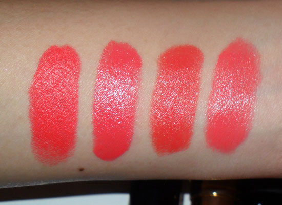 The Makeup Box: BARRY M Lip Paint Haul and Swatches!