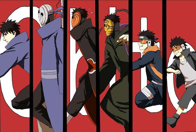 The Evolution of Obito, Obito Uchiha,Obito