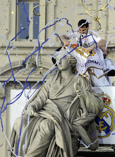 REAL MADRID 2012 TITLE
