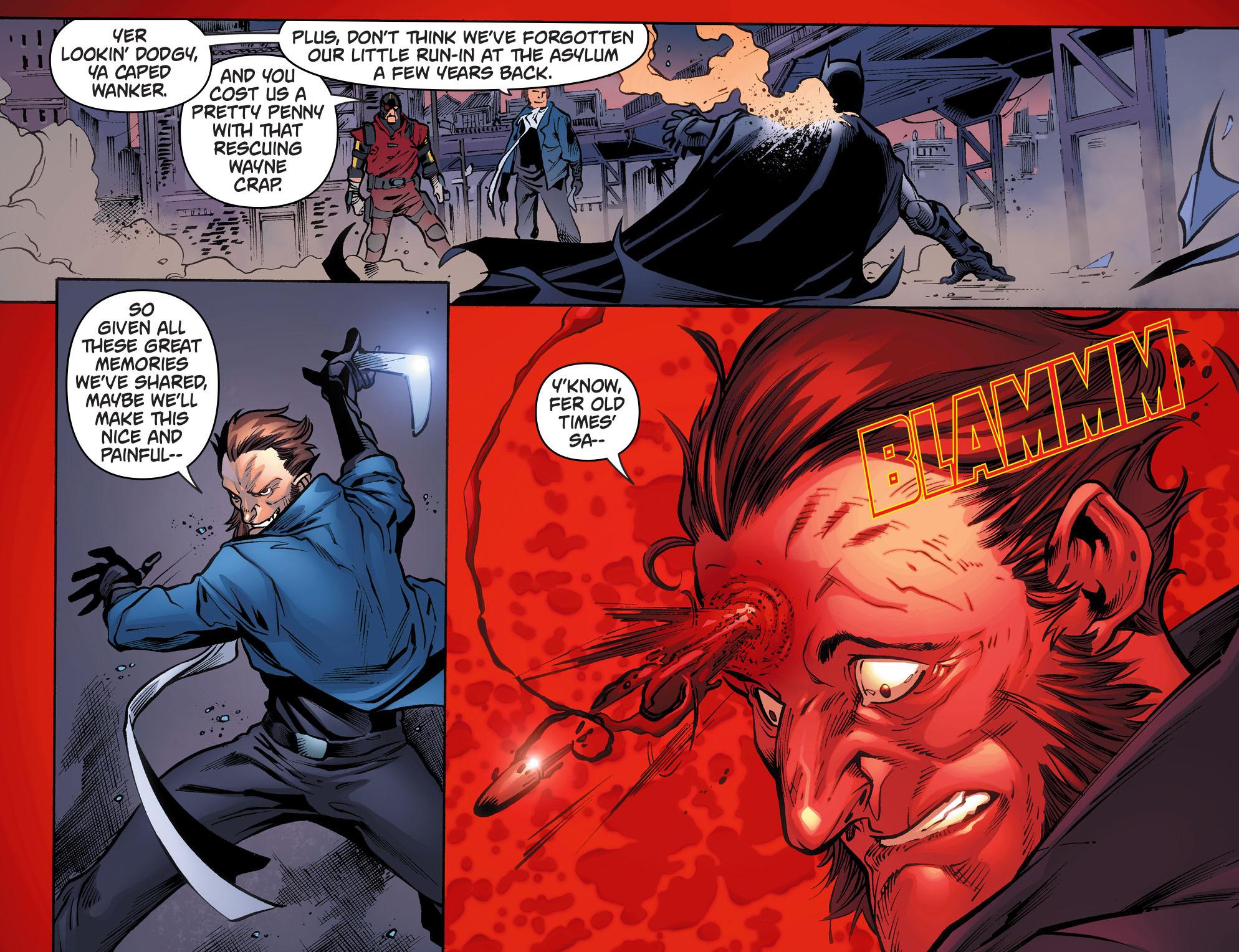 Batman: Arkham Knight [I] Issue #22 #24 - English 20