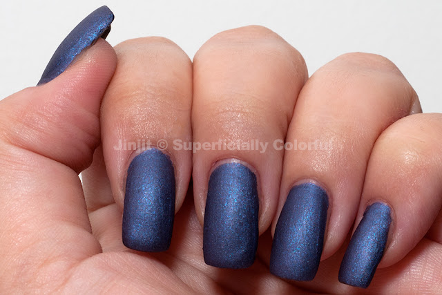 Dandy Nails - Cashmere Night