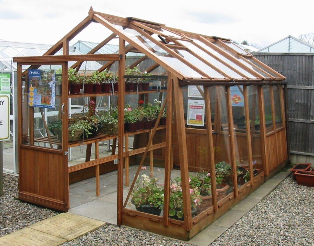 Greenhouse indahnya berbagi - Invernaderos para casa ...