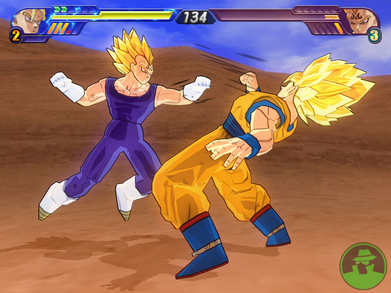 dragon balll z games