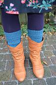 pattern leg warmers