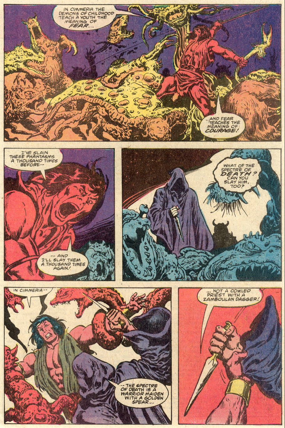 Conan the Barbarian (1970) Issue #117 #129 - English 21