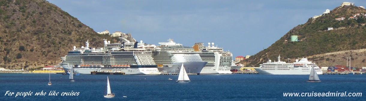 Cruise Ship Reviews by CruiseAdmiral