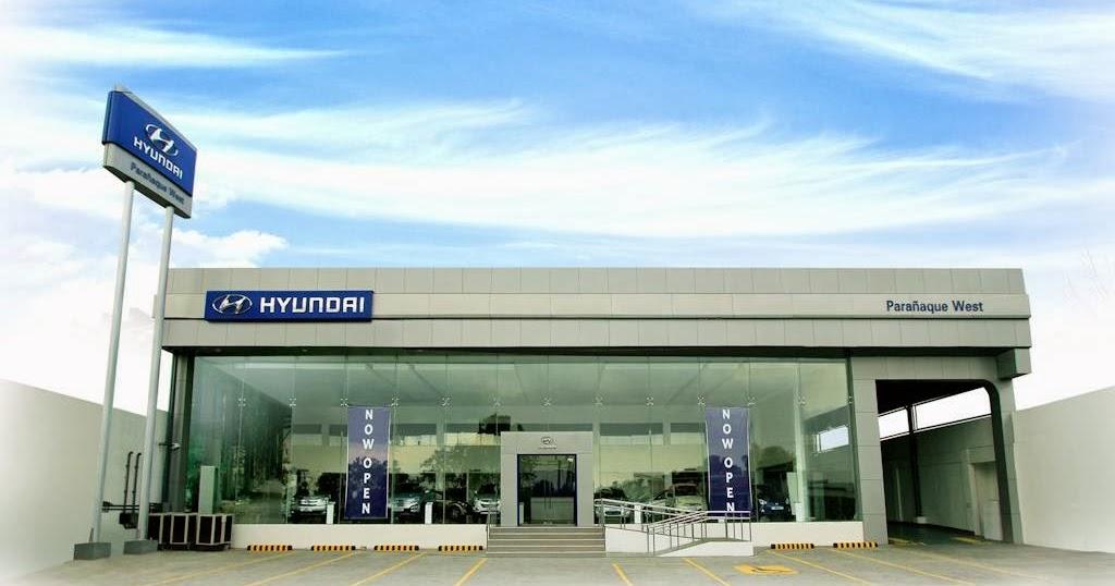 Hyundai Opens Paranaque West Dealership Carguide Ph
